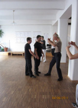 Seminar mit Yao Yue und Christian Bauer Wien 2011