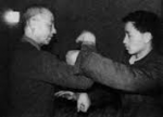 Yao Zongxun - Tuishou mit seinem Sohn